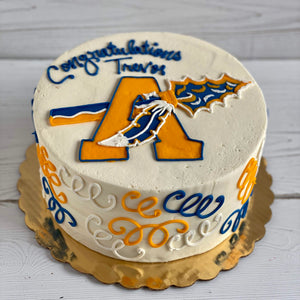 Assabet Regional High School Graduation Cake