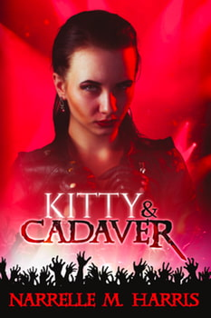Book Peek: <em>Kitty & Cadaver</em> by Narrelle M Harris