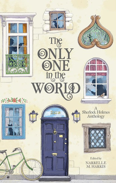 The Only One in the World: A Sherlock Holmes Anthology Cover Reveal