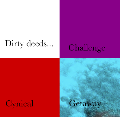 Dirty Deeds (Writing Prompts)