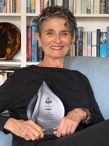 Natalie Conyer is the writer of Present Tense, a 2021 Ned Kelly award winner