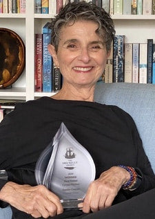 Natalie Conyer writer The Only One in the World & her Neddy