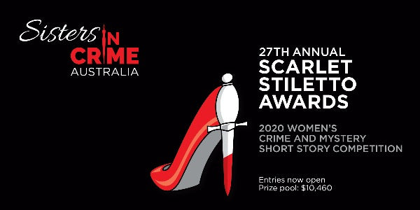 Scarlet Stiletto Women's Writing Competition / Awards