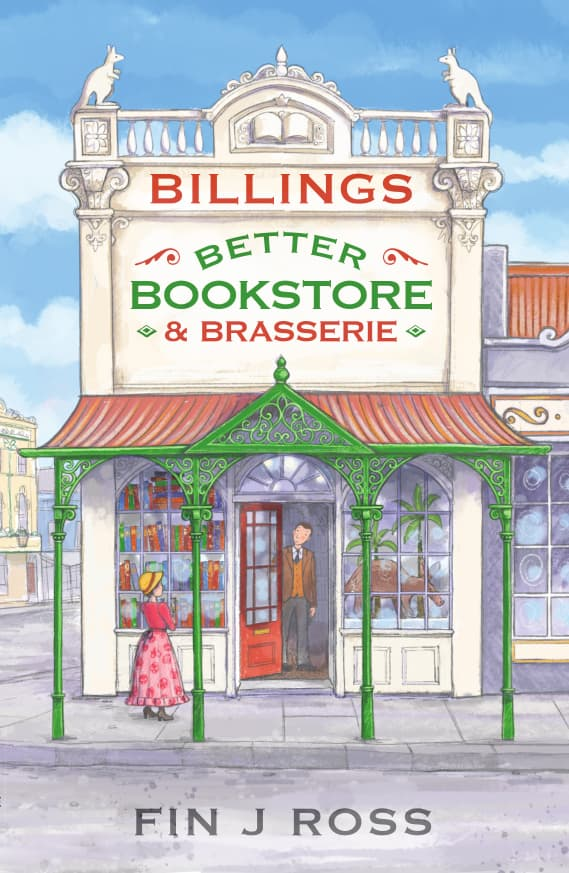 Billings Better Bookstore and Brasserie