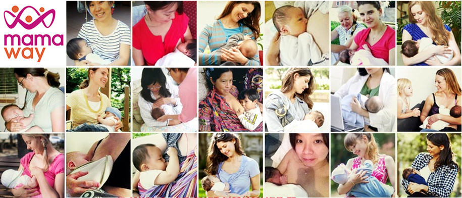 PROUD TO BE A BREASTFEEDING MOM