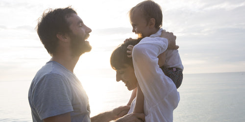 The 7 B's of Attachment Parenting