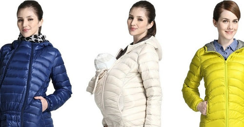 Down Jacket designed for Mother