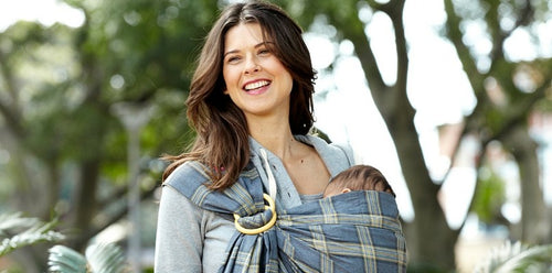 The 7 Benefits of Baby Ring Sling