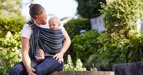 When is it time to stop Babywearing: baby age / weight?