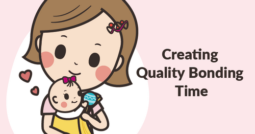 Easy Way to Create Bonding with Your Baby