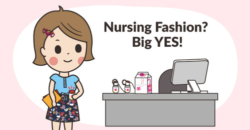 Breastfeeding in the Workplace? Sounds Great, but What Should I Wear?
