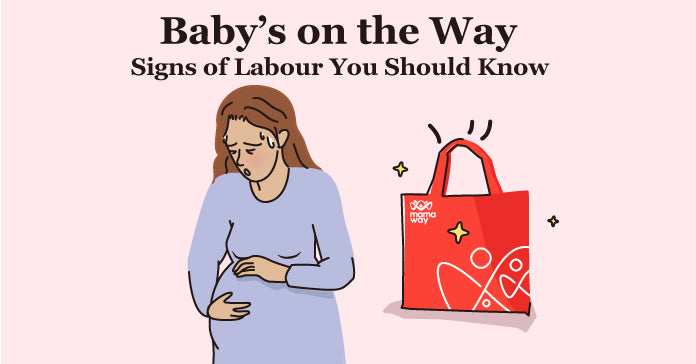 7 Signs of Labour Other Than Water Breaks