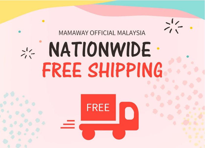 Free Shipping for Malaysia, Singapore & Brunei