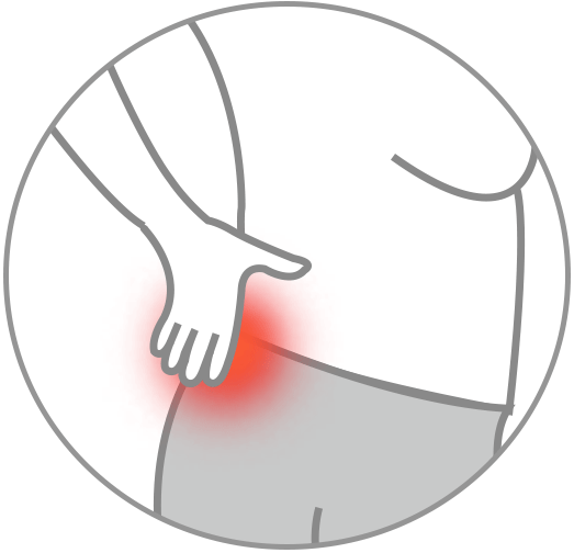 Relief back pain