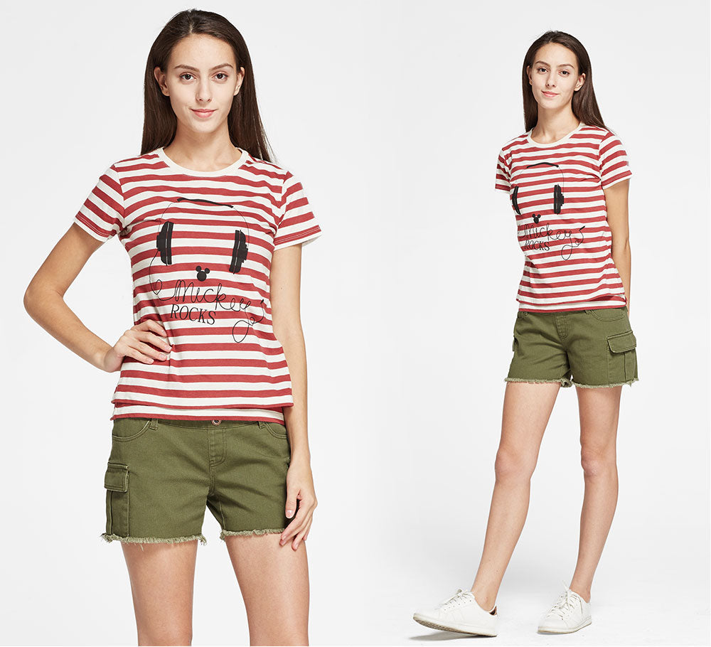 Disney Micky Rock 2-Piece Nursing Tee
