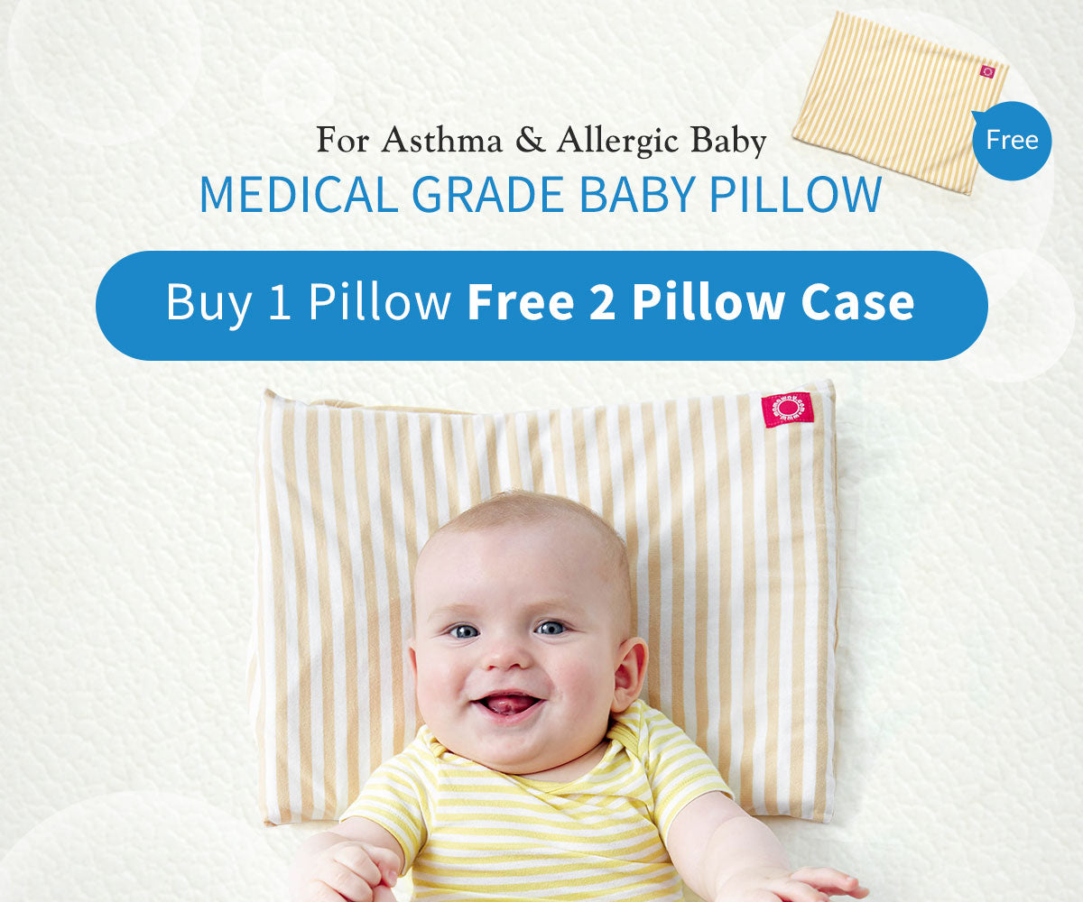Mamaway baby pillow promotion