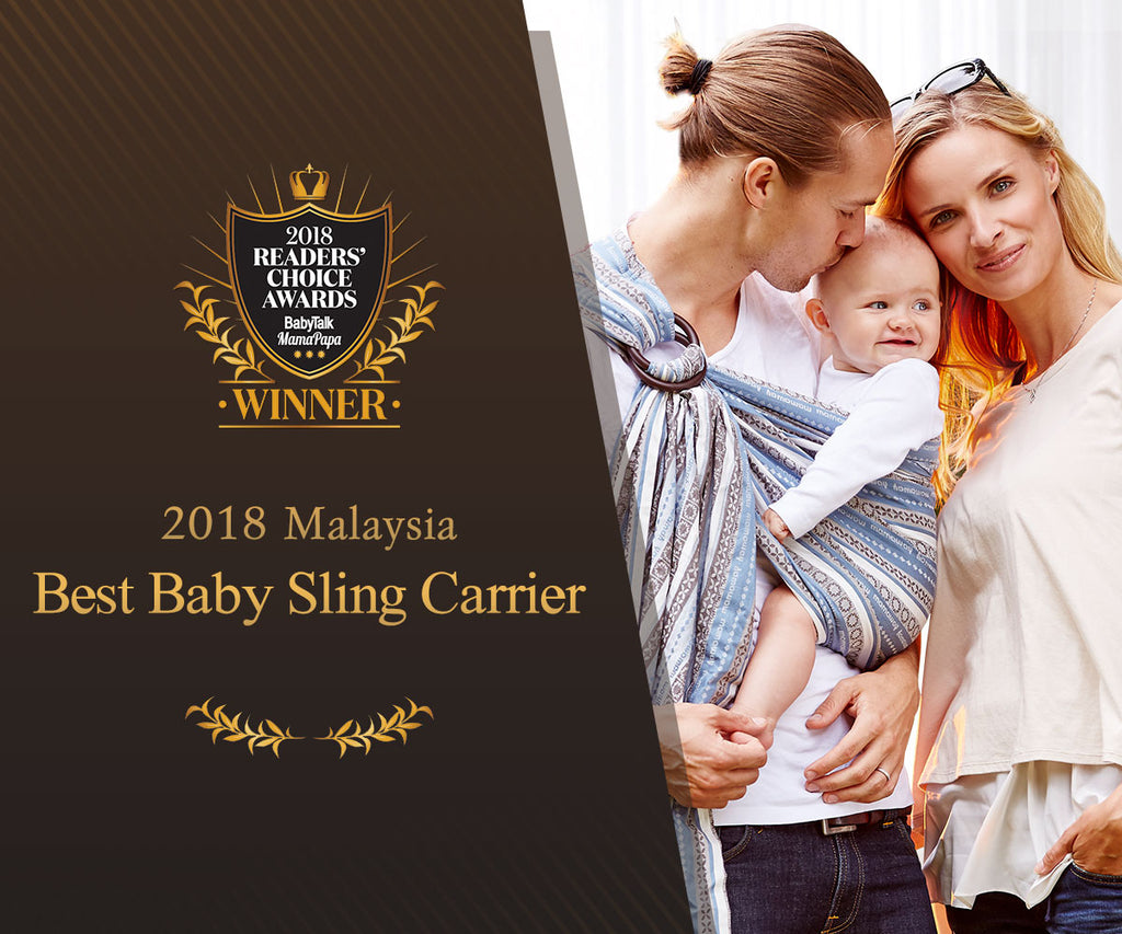 Best baby sling carrier in Malaysia