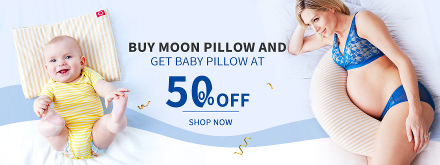 Get Baby Pillow At 50% Off