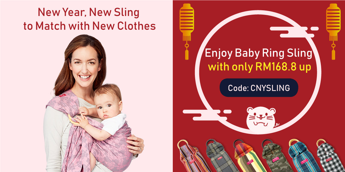 baby sling RM168.8up