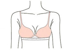 Antibacterial Crossover Sleeping & Nursing Bra