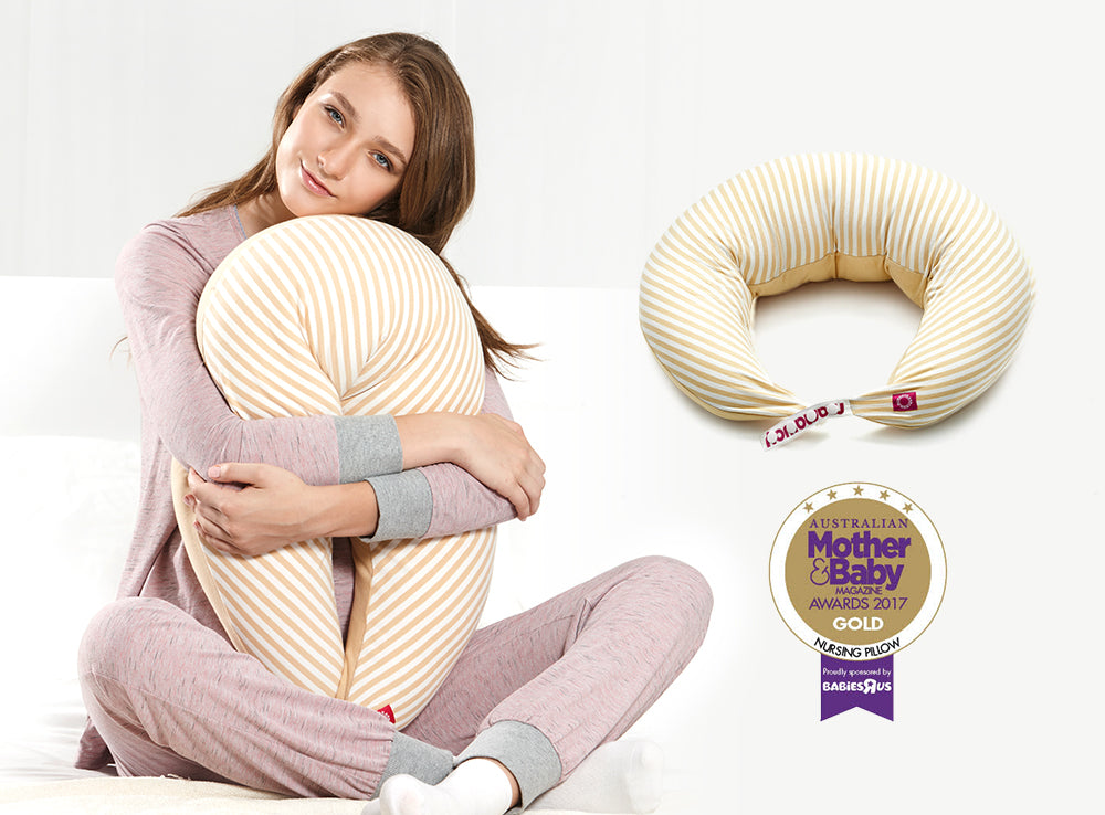 For Mamaway Maternity & Nursing Support Moon Pillow