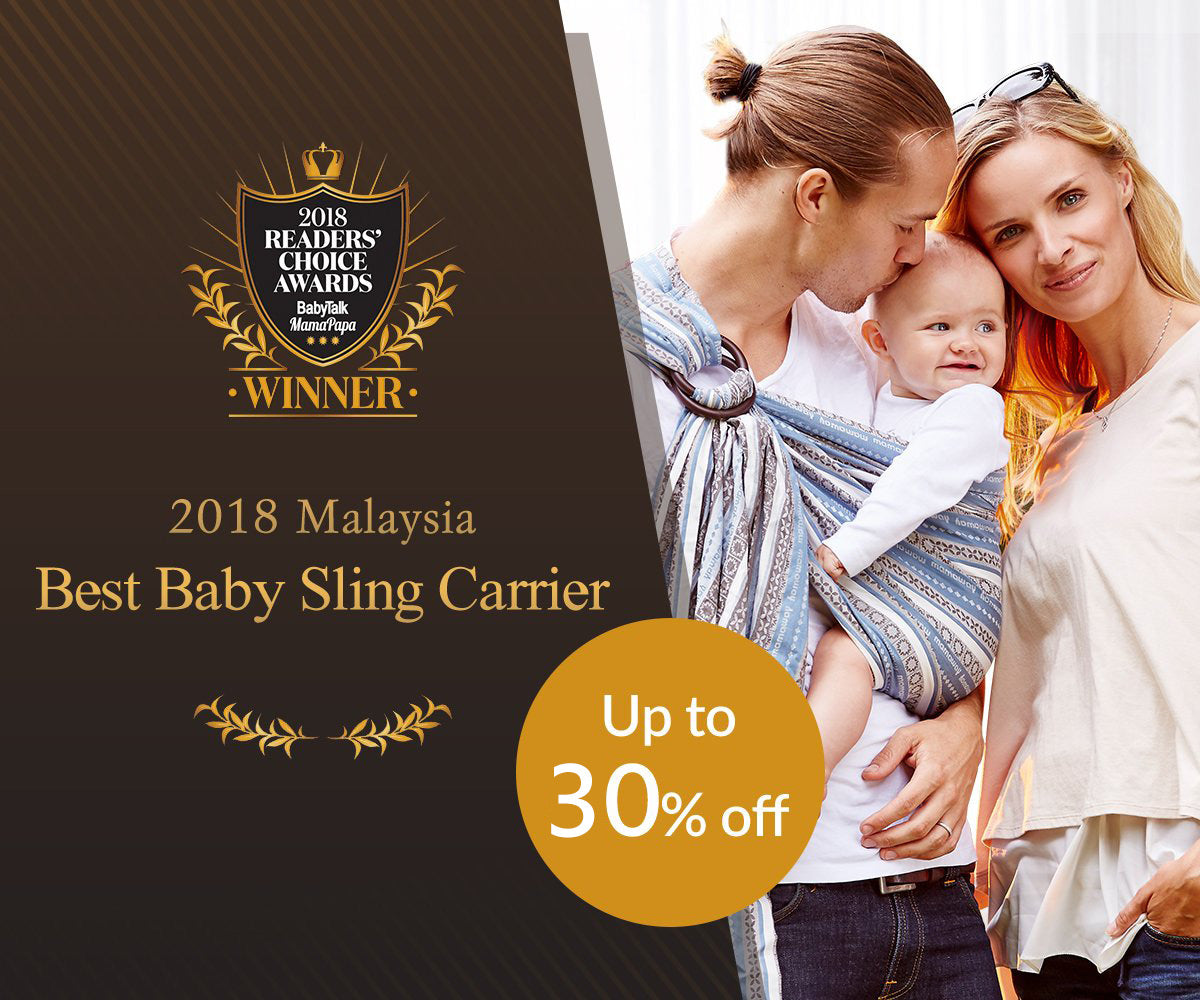 Malaysia Best Baby Sling Carrier