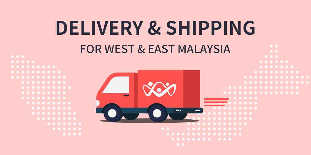 Mamaway Malaysia Shipping & Delivery time