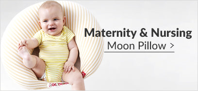 Review of Mamaway Moon Pillow