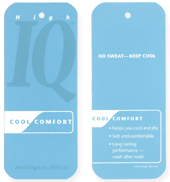 High IQ® Cool Comfort Cotton