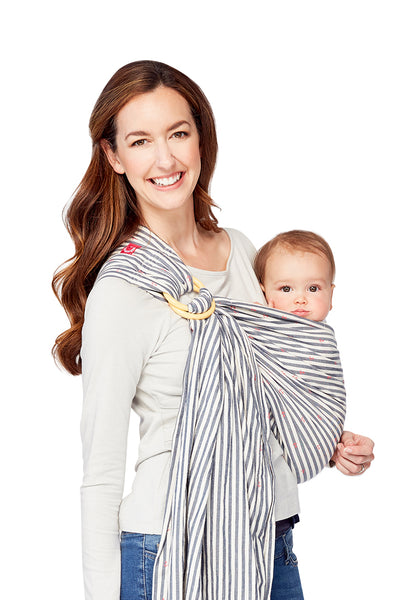 Little Sailors Baby Ring Sling Gendongan Bayi