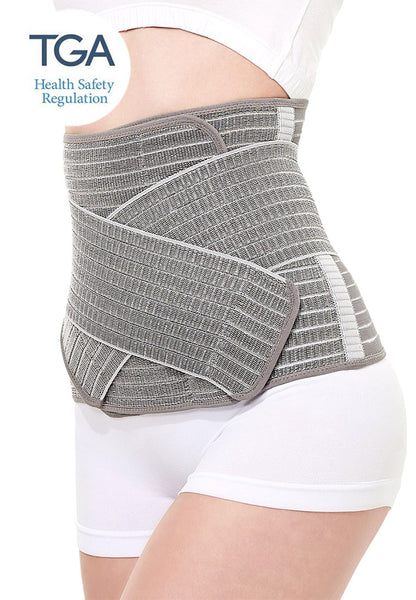 Nano Bamboo Postnatal Recovery & Support Belly Band - Bengkung Corset