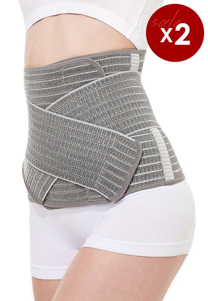[Bundle] Nano Bamboo Postnatal Recovery & Support Belly Band 2 pc