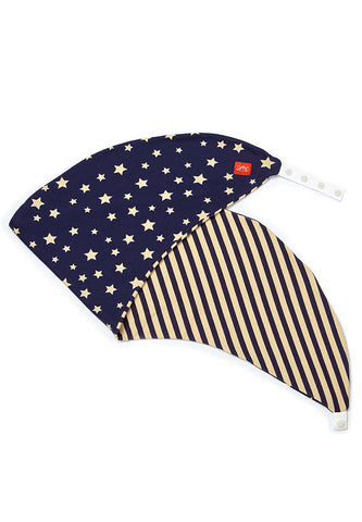 Antibacterial Maternity & Feeding Pillow Case - Navy Galaxy