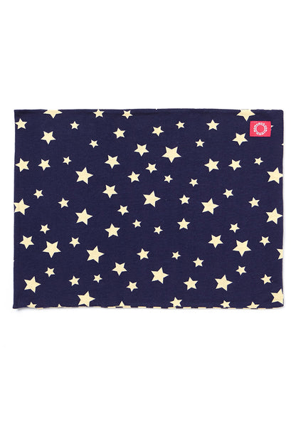 Hypoallergenic Toddler Pillow Case - Navy Galaxy