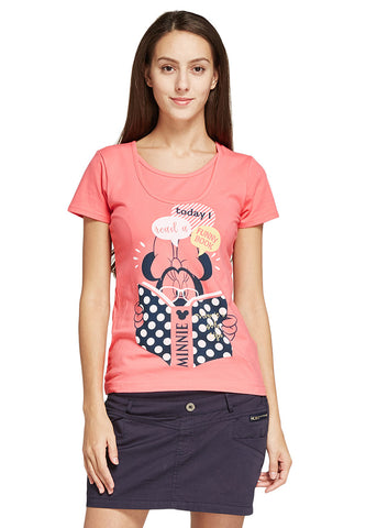 Disney Minnie Maternity & Nursing Tee