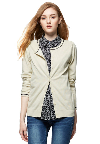 2 in 1 Maternity & Nursing Shirt with Cardigan