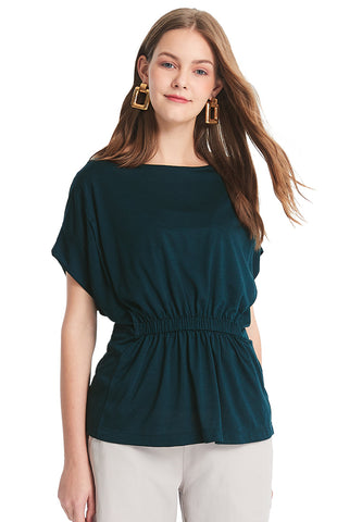 Nursing Loose Top with Back Tie