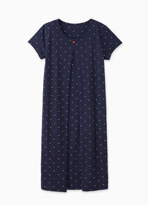 Mickey Dotty Maternity & Nursing Pyjama Dress
