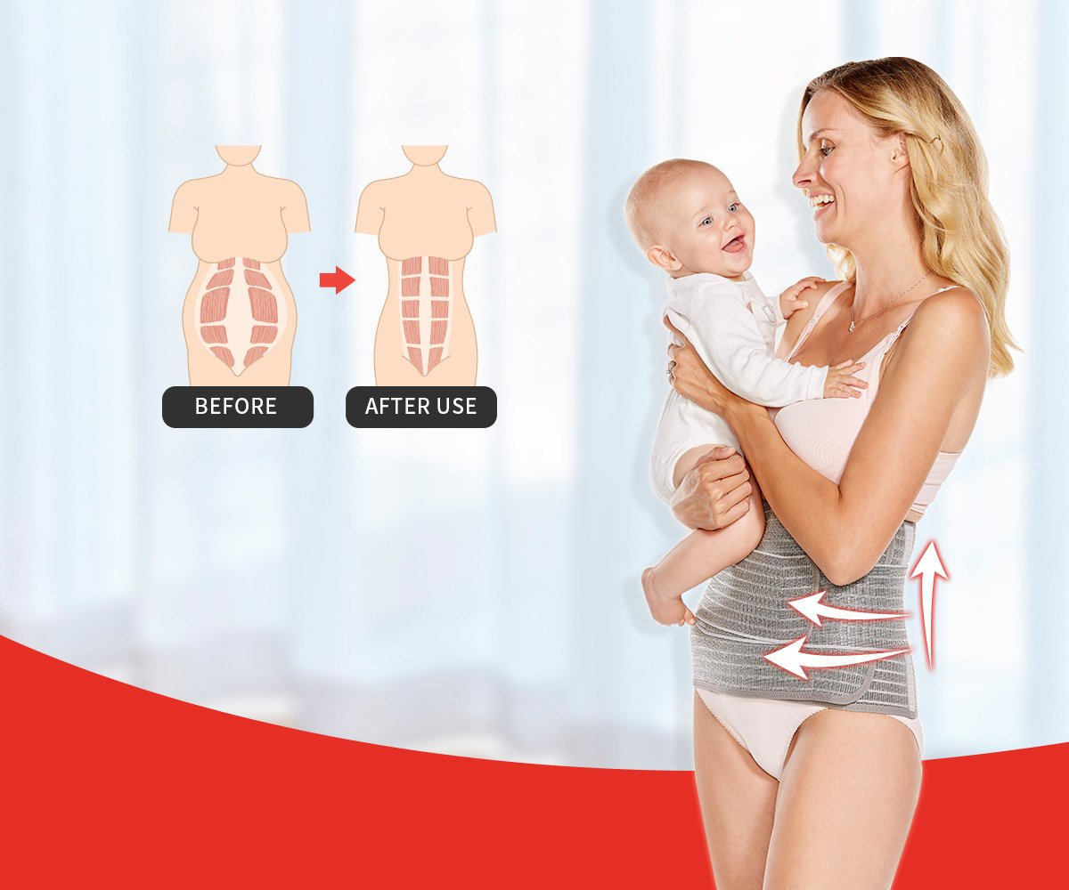 Postnatal <br>Belly Band