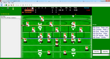 Load image into Gallery viewer, 4th Street Football Computer Game Demo