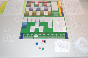 4th Street Football Board Game
