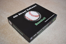Load image into Gallery viewer, 4th Street Baseball Board Game