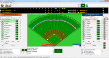 Load image into Gallery viewer, 4th Street Baseball Computer Game Demo