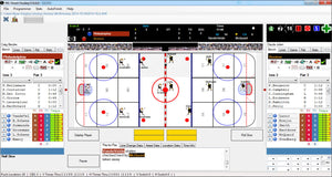 4th Street Hockey v3 Computer Game Demo