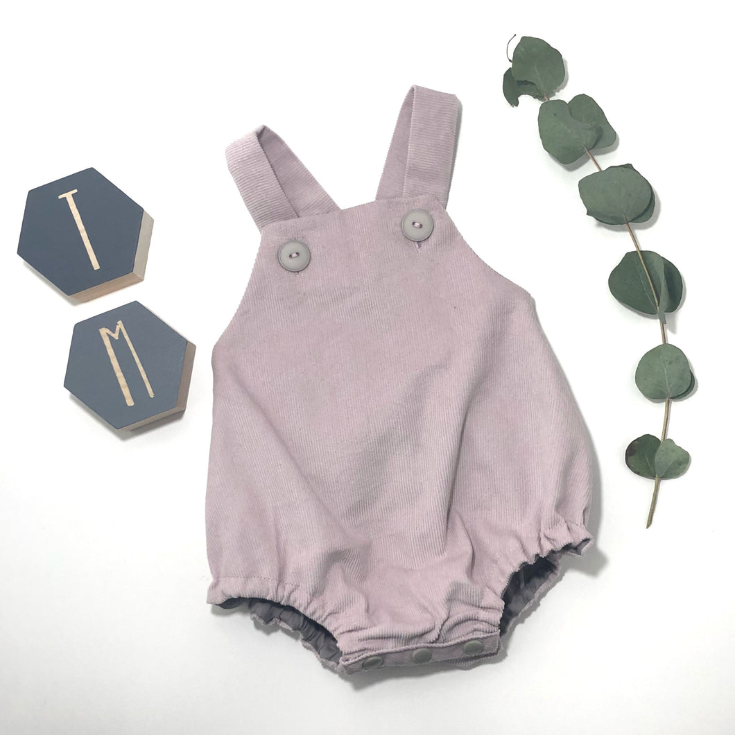 Baby Girl Blush Romper - Taylor Mayd Baby Clothing & Accessories