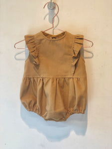 Ruffle Romper - Taylor Mayd Baby Clothing & Accessories