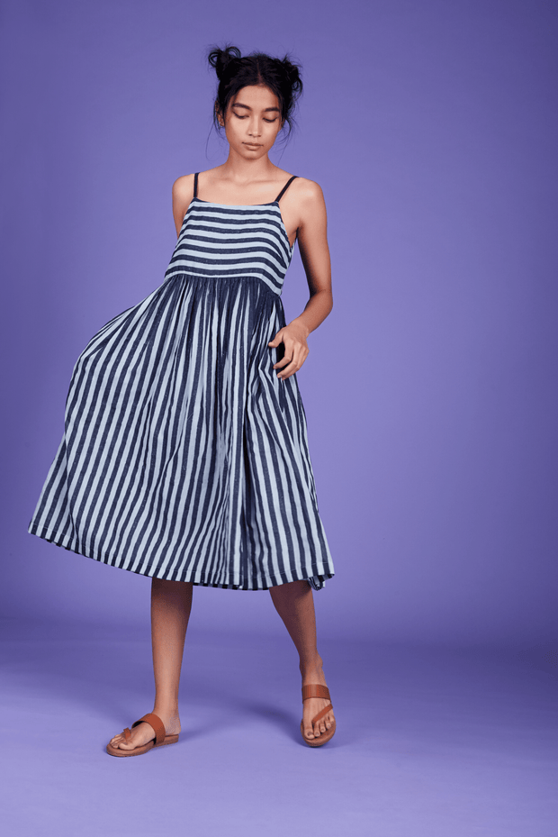 Striped Anika Dress