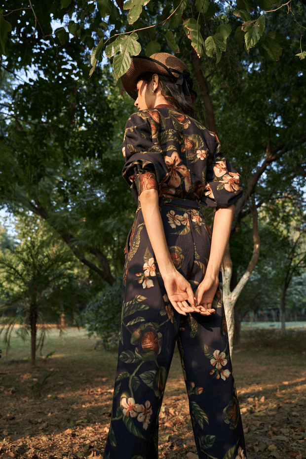 Georgia Printed Jumpsuit
