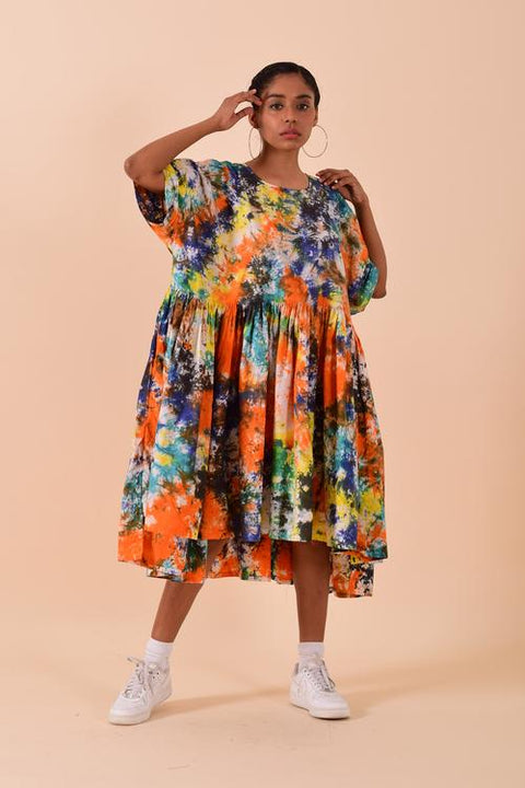 Tangy Smoothie Dover Dress