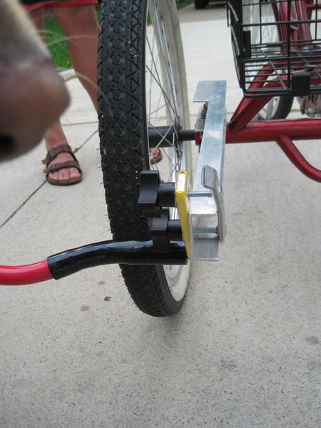 The Bike Tow Leash (Trike Package)